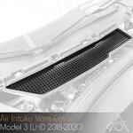 Решетка воздухозаборника салонного фильтра Tesla Model 3 2017-2020 AF-3-0058
