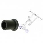 Втулка кулака заднего пластик Polaris Sportsman/Scrambler/RZR 1000/900/850/550 5437651
