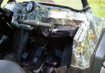 Сумка-бардачок Super ATV GRAB BAR для Polaris RZR