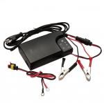 Зарядное устройство для аккумуляторов 12В с доп. кабелем BL1204M