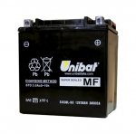 Аккумулятор Unibat YIX30L-BS пусковой ток 385CCA
