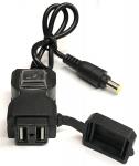 USB крепление на руль RiderLab CS-665