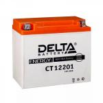 Аккумулятор  для квадроцикла Delta CT 12201 YTX20HL-BS YTX20L-BS