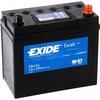 Аккумулятор автомобильный Exide EB454 45 А/ч