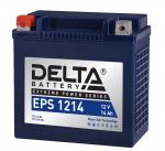Аккумулятор Delta EPS 1214 YTX14-BS 12V 14Ah AGM