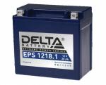 Аккумулятор для квадроцикла Delta EPS 1218.1 (ПОВЫШЕННЫЙ ПУСКОВОЙ ТОК) YTX20CH-BS