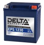 Аккумулятор для квадроцикла DELTA EPS 1230 (ПОВЫШЕННОЙ ПУСКОВОЙ ТОК) YTX30HL-BS YTX30L-BS