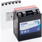 Аккумулятор EXIDE ETX14AHL-BS 12N14-3A YB12AL-A YB14L-A