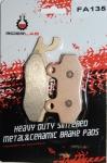Тормозные колодки RiderLab для Kawasaki Can-Am 1XD-25806-10-00 43082-0022 715500335 FA135