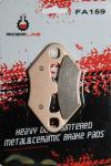 Тормозные колодки Rider Lab для Polaris 2202412 2204088 FA159