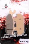 Тормозные колодки передние левые для квадроциклов Can-Am  705601149 FA172-L