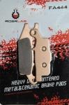 Тормозные колодки Rider Lab для Yamaha передние правые 3B4-W0045-10-00 FA444