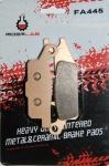 Тормозные колодки Rider Lab для Yamaha задние левые 3B4-W0046-00-00  FA445