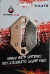 Тормозные колодки Rider Lab для Polaris 550 850 2203628 Stels Guepard 353300-103-0000 FA475