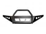 Силовой передний бампер SuperATV для Yamaha Rhino 450 660 700 FBC-Y-RHI-B