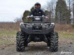 Передний бампер квадроцикла Yamaha Grizzly 550/700 FB-Y-GRIZ700-00