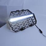 Решетка радиатора с фарой Kemimoto для Polaris RZR 1000 FTVHS002