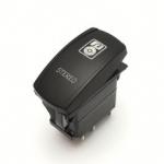 Кнопка включения/ выключения музыкальной системы Stereo Kemimoto FTVSW011