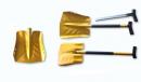 Лопата снегоходная со встроенной пилой в ручке HORD H16-SH-GB