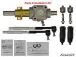 Рулевая рейка усиленная SuperAtv RackBoss для Polaris RZR 900S 1000S HDRP-1-44-002