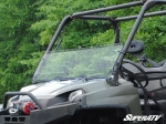 Стекло лобовое 1 2 Super Atv для Polaris Ranger XP 500 700 800 Crew HWS-P-RAN09XP