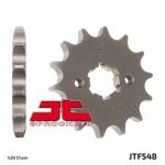 Звезда передняя Yamaha Rapor 125 / TTR 125 / YBR 125 / XT 125 14 зубов JTF548-14