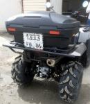 Кенгурин задний Suzuki KingQuad 750/700/500 KORRKQ750