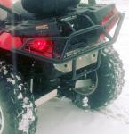 Бампер задний для Polaris Sportsman 850, Sportsman 550, Sportsman 1000 KORRPS850
