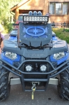 Вынос радиатора LITpro на Polaris Sportsman 500-800