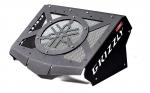 Вынос радиатора LITpro на Yamaha Grizzly 550 700 (2014г.)