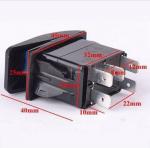 Кнопка включения/выключения доп. света для ATV/UTV/Снегоходов BlueLight SuperATV LTS-020