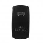 Кнопка включения/выключения доп. света для ATV/UTV/Снегоходов LedLightBar LTS-029