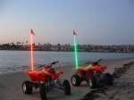 Флагшток светящийся Gorilla Whips LED Xtreme LW20