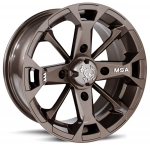 Колесные диски MSA M17 Elixir Bronze