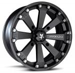 Колесные диски MSA M20 Core Flat Black