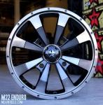 Колесные диски MSA M22 Enduro Dark Tint