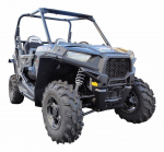 Расширители MudBusters для Polaris RZR 900 Trail 2015+  mb-rzr9t
