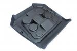 Музыкальная вставка в пластиковую крышу Polaris RZR 1000
