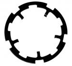 Пластина сепаратора редуктора для Polaris Sportsman Ranger 500 700 800 QL3234160