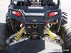 Задний бампер SuperATV для Polaris RZR 800 S  800-4 RBG-P-RZR
