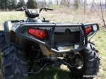Задний бампер SuperATV для Polaris Sportsman 550 850 (2009+) RB-P-XP