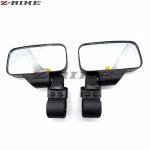 """Зеркала для UTV прямоугольные для трубы 1,75"""" и 2"""" Can-Am /Polaris /Yamaha /CF-Moto /Honda RM099CA"""
