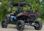 Рычаги поперечные задней подвески Super ATV для Polaris RZR XP 900 11-14 RSL-P-RZRXP-004-03 1542940, 1542941