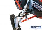 Рычаг подвески верхний правый для снегохода Polaris RMK S.7402.1-R