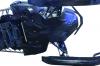 Защита днища SKinz для снегохода Ski-Doo SDFP400-BK