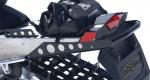Задний бампер Skinz для снегоходов Ski-Doo SDRB225-BK