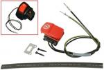 Кнопка остановки двигателя SPI для снегоходов Ski-Doo 415128683 415128901 512059682 512059697 512059737 512059810 512060001 512060121 SM-01570