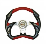 Спортивный руль UTV Steering Wheel SW120-RED SW-COM SW120-BLACK SW-COM