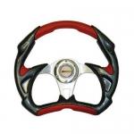 Спортивный руль UTV Steering Wheel SW120-RED SW-COM SW120-BLACK SW-COM