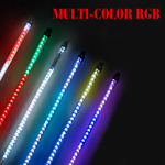 Флагшток RGB переливающийся с LED подсветкой и пультом управления TR802-09 TR802-12 TR802-15